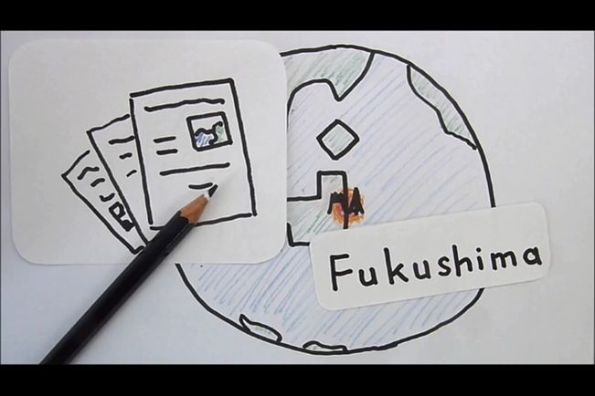 Initiatives for Explaining the Fukushima Daiichi Nuclear Disaster in a Simple Manner