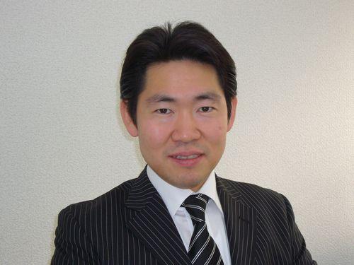 Photo: Mr. Tetsufumi Okushi