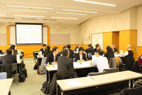 Photo: Workshop of Zenkoku forum