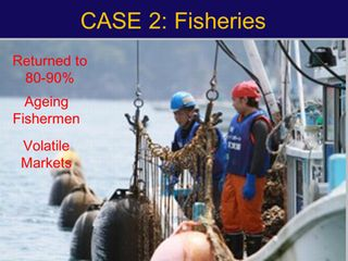 Photo: Supporting fisheries