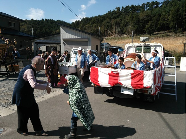 Disaster-Affected Ishinomaki -- Present Status (Part 2)