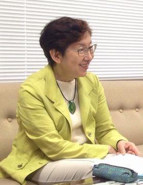 Photo: Prof. Hiromi Kobori.