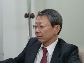 Photo: Mr. Koichi Kato