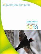 Photo: Sumitomo Mitsui Trust Holdings CSR Report
