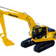 Komatsu Introduces World's First Hybrid Excavator