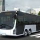 Kanagawa Pref. Announces Concept Vehicle for Electric Bus with Low, Full Flat Floor