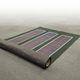 富士電機 防草シート一体型の太陽電池を発売