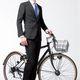紳士服のAOKI、自転車通勤者のための専用スーツを発売