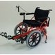 World's First Leg-Powered Wheelchair for Physically Challenged People Commercialized