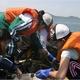 海底ごみ問題の解決に向けて取り組む中学・高校生