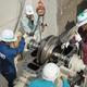 ダムからの未利用水流を活用して300世帯分の電力を供給