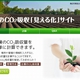農業環境技術研究所『土壌のCO2吸収量「見える化」サイト』を作成・公開