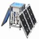 ソーラーLED普及協会、小型ソーラー浄水装置を発売