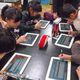 富士通、タブレット端末を使って環境教育を促進