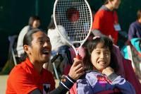 BLACKSOX ~チャレンジテニス!で「全ての人」がつながる~