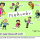 Let's make February 2R month!