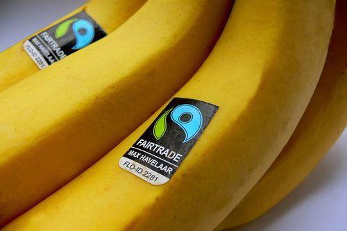 写真:Max Havelaar Bananen