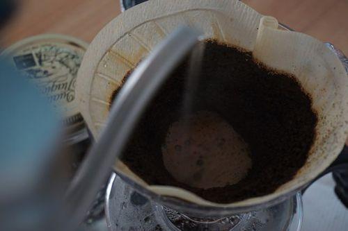 写真:ドリップコーヒー