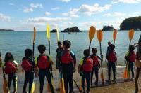 海で遊ぶ楽しさ 子どもたちに