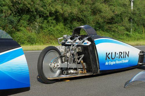 JFS/Toyota Industries Develops Air-Powered Car