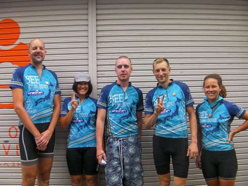 JFS/BEE Japan ― Cycling Tour to Protect Earth