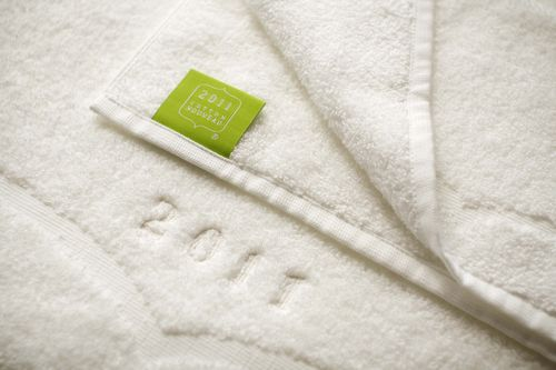 JFS/New Line of Ultra-Green Organic Cotton Towels Goes on the Market