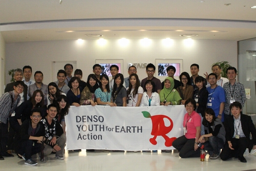 JFS/DENSO Holds Intercultural Environmental Studies Program with JEEF