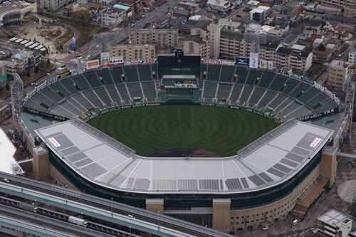 JFS/Hanshin Koshien Reborn As Eco-Friendly Stadium