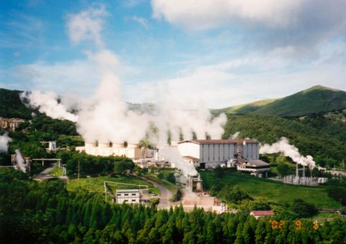 JFS/Hacchobaru Geothermal Power Plant