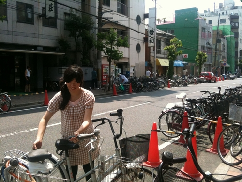 JFS/Osaka's New Bicycle-Share Project Aims to Give Jobs to the Homeless and Bikes to the People