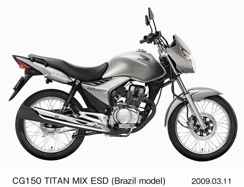 JFS/Honda Motorcycle