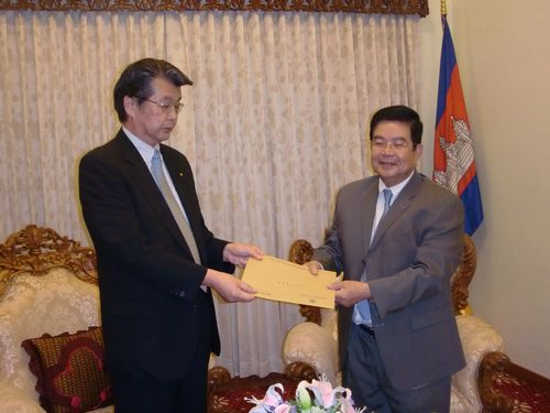 JFS/Kitakyushu City to Win Cambodian Water Supply Project