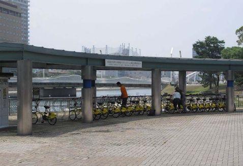 レンタル 自転車 福岡: photos8953