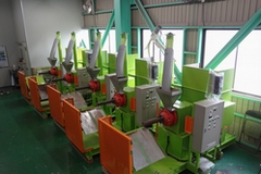 JFS/Japanese Company Launches Newly Developed Rice Husk Fuel Machine