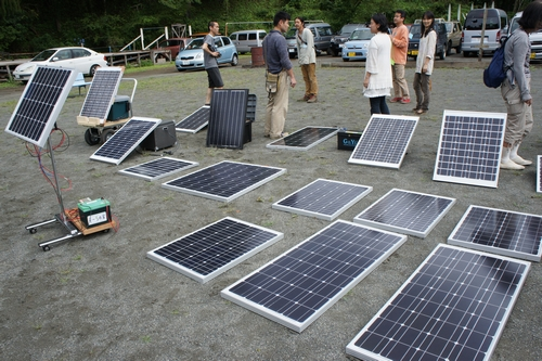 JFS/Transition Towns in Japan and a Try for Local Energy Independence by Fujino Denryoku