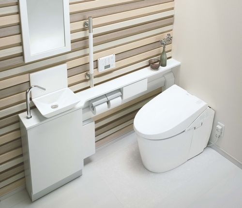 Toto Unveils Tankless Toilet that Saves Water, Power -- and Cleans ...