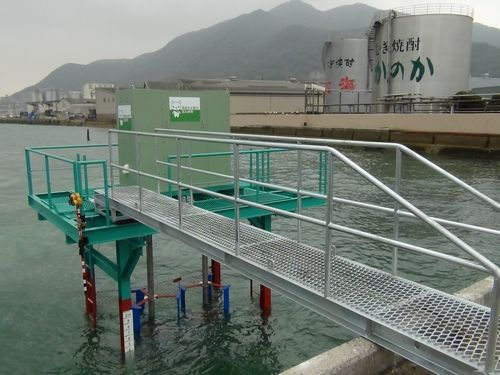 JFS/City of Kitakyushu Starts Test of Tidal Power Generation in Kammon Straits