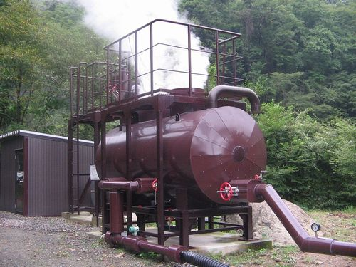 JFS/Feasibility Study for Hot Spring Power Generation Commenced in Quake-Hit Tohoku Region