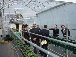 JFS/Utsunomiya University's Green Educational Facility as Future Farming Model