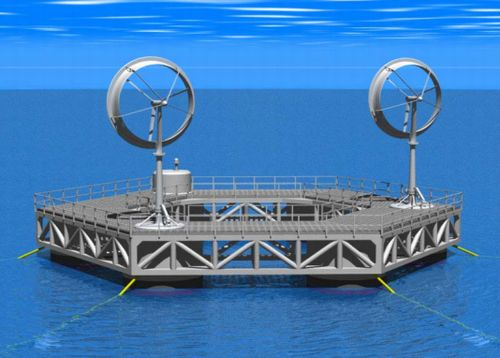 JFS/City of Fukuoka, Kyushu University to Start Offshore Testing of 'Wind Lens' Turbine