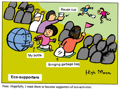 Eco-supporters