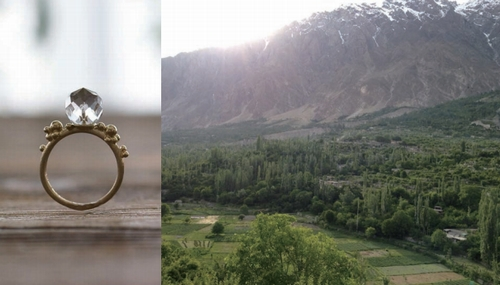 JFS/Japanese Company's Ethical Jewelry Line Making a Difference in Developing Countries