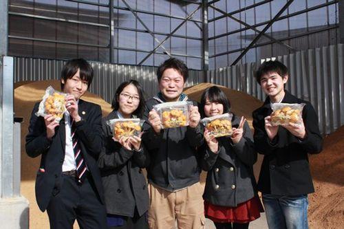写真:高校生が伝える ふくしま食べる通信