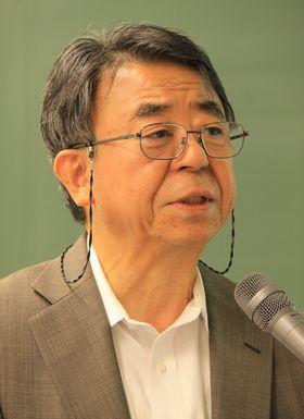 写真:加藤三郎氏
