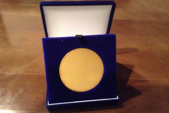 オリンピックの金メダルを都市鉱山から!