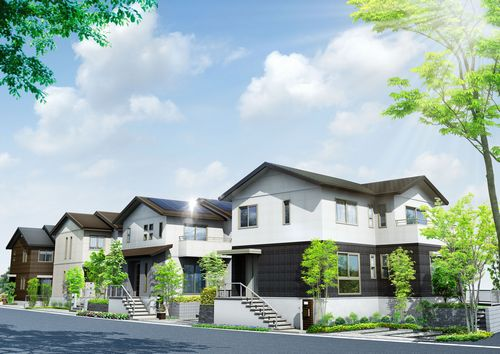 Toyota Housing Develops Large Eco Friendly Residential
