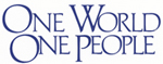 One world One people (*)