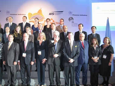 JFS/Sompo Japan's Environmental Activities Developed in Step with the Earth Summit