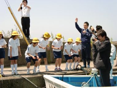 JFS/Japan's Toyama Bay: Working to Restore the Links between Forests, Rivers, and the Sea